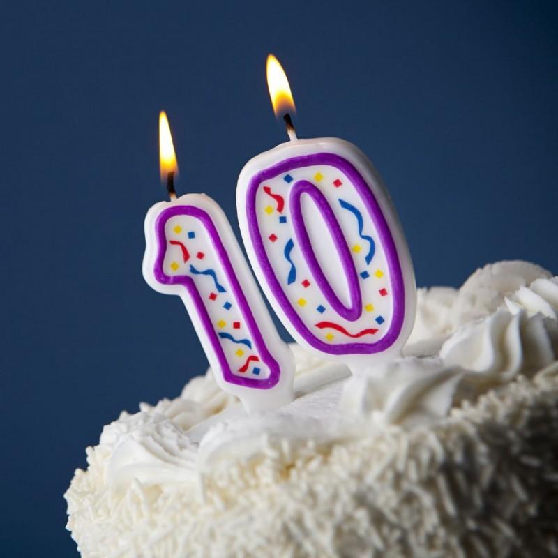 Поздравление с 10 летием дружбы 71