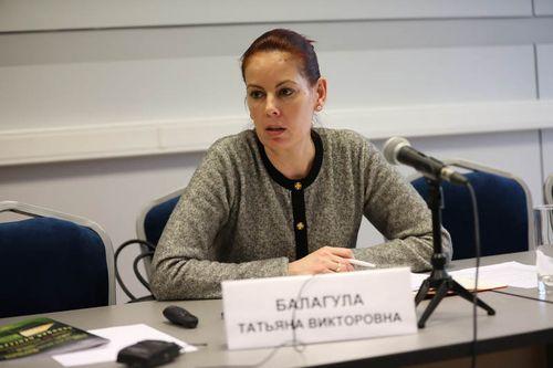 Татьяна Балагула