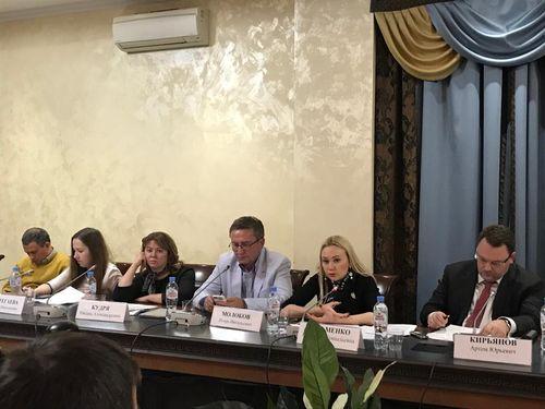 Екатерина Кузьменко, юрисконсульт ассоциации «Благополучие животных»