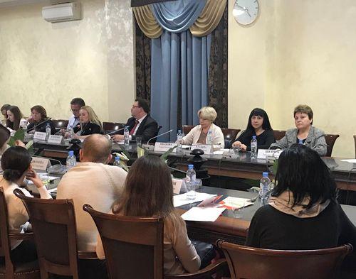 Татьяна Блажева и Татьяна Шевчук